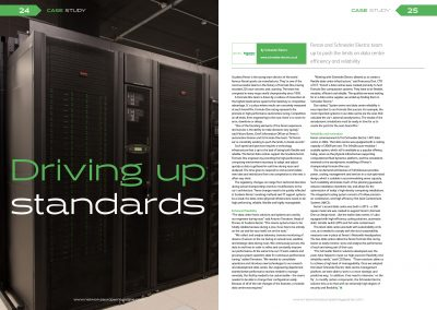 Networks Europe Schneider Case Study